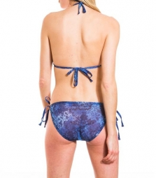 Ramona Tan Trough tie-side bikini tanga