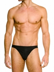 Riviera Swim Brief Black