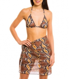 Boa Tan Through beach wrap