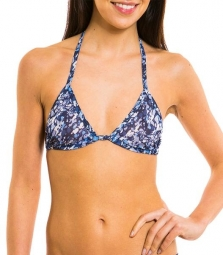 Oceana Tan Through bikini top