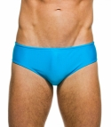 Teddy Turquoise Swim Brief