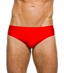 Teddy Red Swim Brief