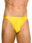 Riviera Swim Brief Lemon